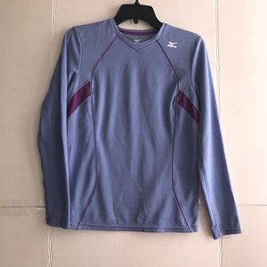 Mizuno thermal performance top size medium